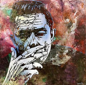 Cash Noir alternate version by Bobby Zeik