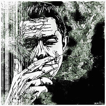 Cash Noir - Noir series by Bobby Zeik
