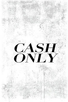 Cash Only by Shop Aethetiks