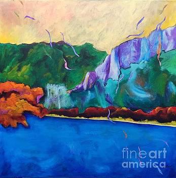 Castle Coast by Elizabeth Fontaine-Barr