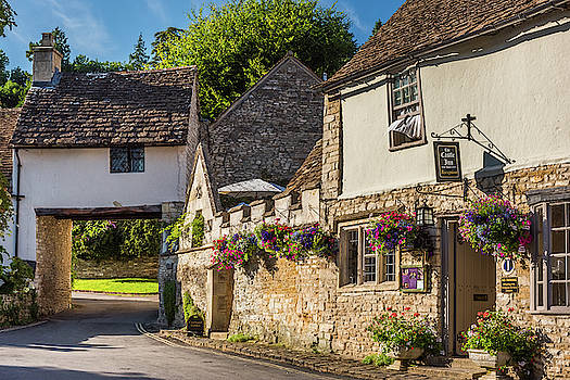 David Ross - Castle Combe, Wiltshire