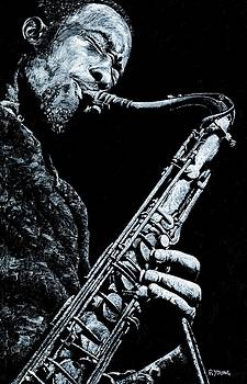 Casual Sax by Richard Young