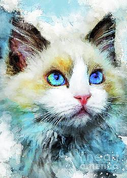 Justyna Jaszke JBJart - Cat Princess