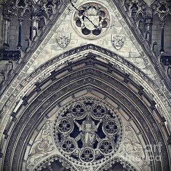 Cathedral Facade by Sarah Loft