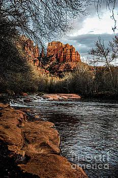Cathedral rock, Arizona 1 by Micah May