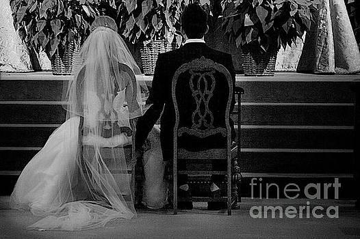 Catholic Wedding Love by Frank J Casella