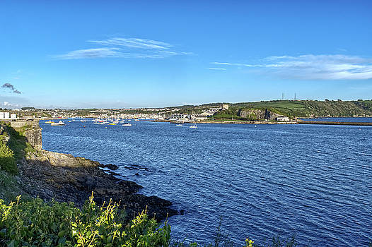 Cattewater and Mount Batten by Chris Day