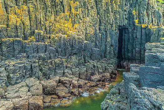 David Ross - Caves of Gold, Isle of Skye