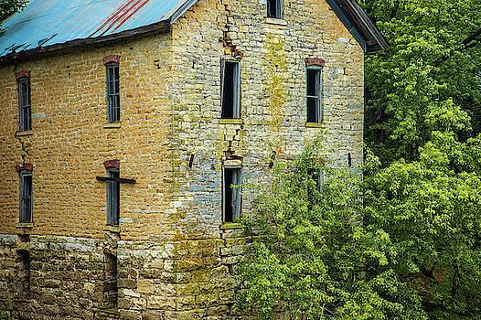 Cedar Point Mill by Steven Bateson