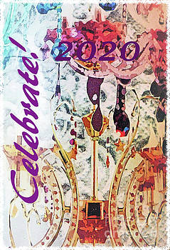 Sharon Williams Eng - Celebrate 2020 New Year Card