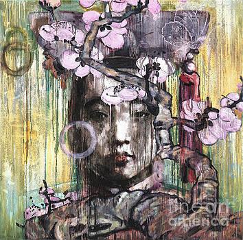 Chain Blossom Hat by Kasey Jones
