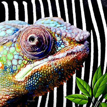 Chameleon by Stacey Chiew