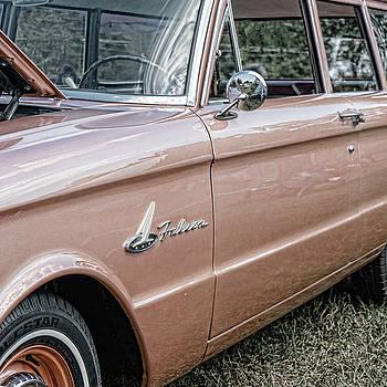 Sharon Popek - Champagne Ford Falcon