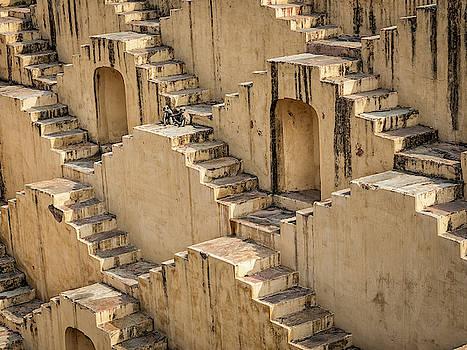 Chand Baori by Robin Zygelman