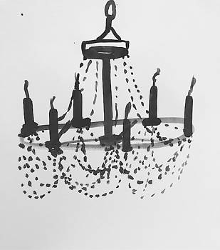 Chandelier by Christina Shurts