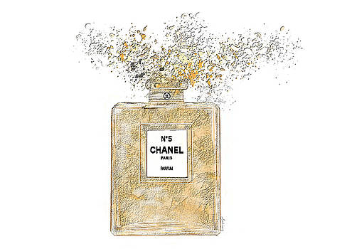 Chanel Explosion by Sannel Larson
