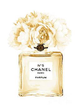 Chanel Perfume Nr.5 Yellow by Del Art
