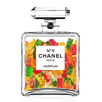 Chanel With Gummies by Karen Tullo