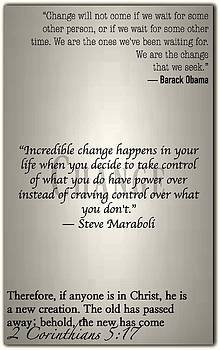 Change 48 by David Norman