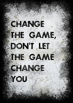 Change The Game by Ricky Barnard