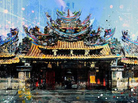 Chaotian Temple by Andrea Gatti