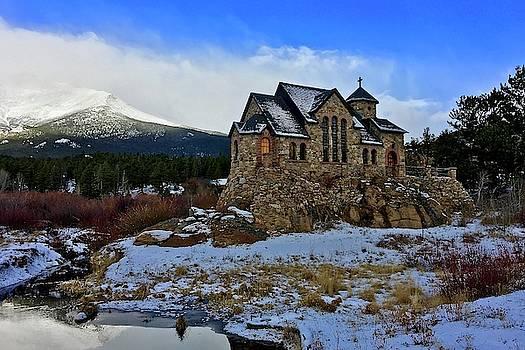 Chapel on the Rock by Dan Miller