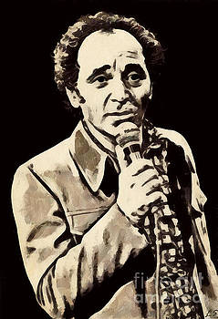 Charles Aznavour collection - 2 by Sergey Lukashin