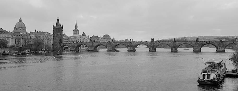 Charles Bridge in Prague by Mark Duehmig
