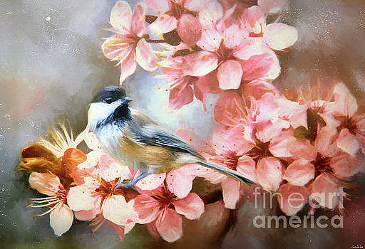 Charming Chickadee by Tina LeCour