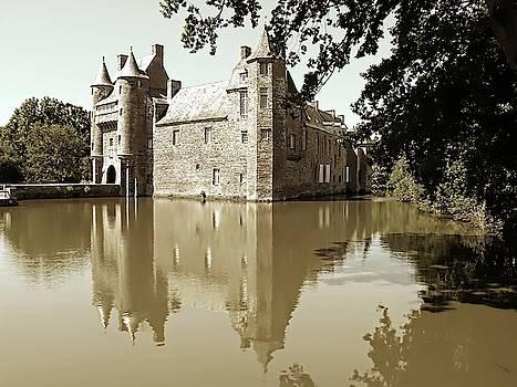 Chateau de Trecesson by Joseph Hendrix