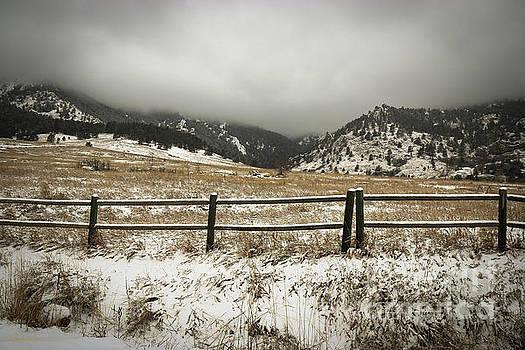 Chautauqua Park Boulder CO by Veronica Batterson