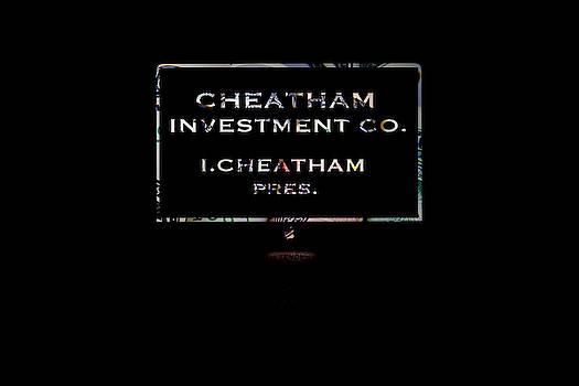 Cheatham Investment Co. # 10 by Ben Stein