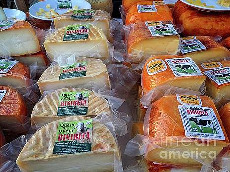 Dee Flouton - Cheeses