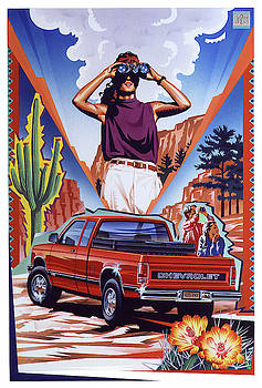 Garth Glazier - Chevy S10 Truck Classic