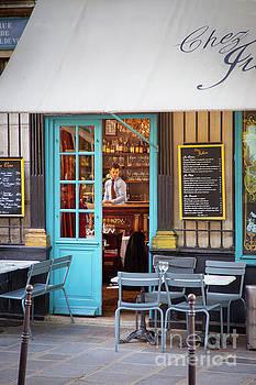 Brian Jannsen - Chez Julien Cafe Paris France