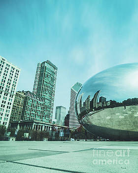 Chicago Bean by Habashy Photography
