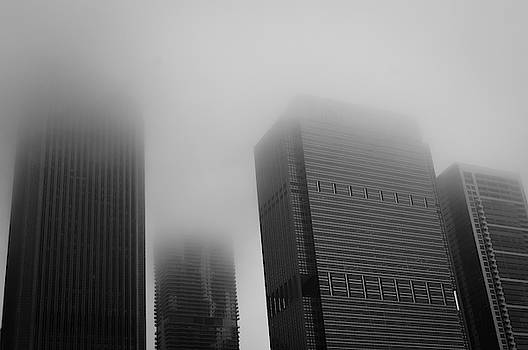 Chicago Fog by Stephen Thompson