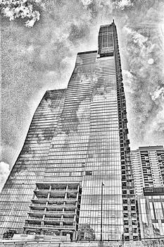 Chicago Highrise by Katherine Erickson