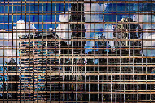 Chicago Reflections by Andrew Soundarajan