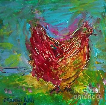 Chicken Feed by Deborah Nell