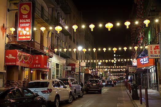 Chinatown San Francisco by Nathan Rupert