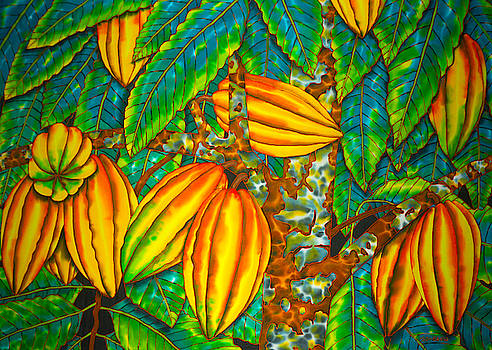 Chocolat St. Lucia by Daniel Jean-Baptiste