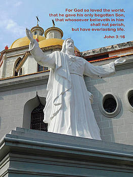 Christ-Catedral of the Immaculate Conception in Historic Mazatlan2 by Emmy Marie Vickers