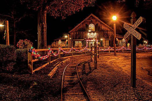 Kristia Adams - Christmas At The Barn In Smithville