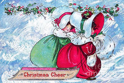 Christmas Cheer  by Tammera Malicki-Wong