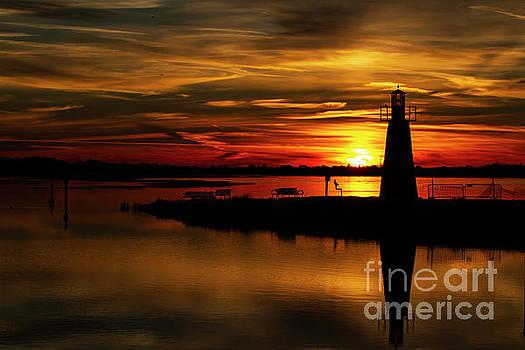 Christmas Eve Sunrise by Blair Howell