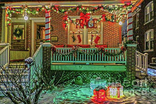 Sandy Moulder - Christmas Peace