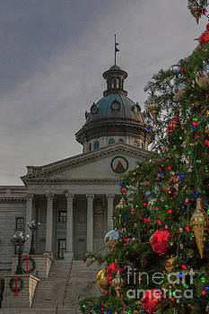 Dale Powell - Christmas - South Carolina State House