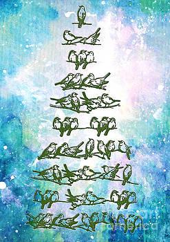 Christmas Tree 2  by Tammera Malicki-Wong