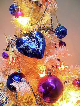 Christmas Tree by Snezana Petrovic